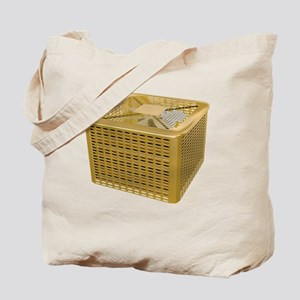 Golden AC Tote Bag