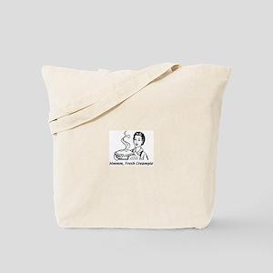 Mmmm, Fresh Creampie! Tote Bag