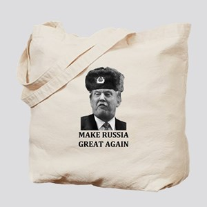 Make Russia Great Again Tote Bag
