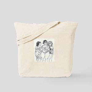 Big Beautiful Women t shirt Tote Bag
