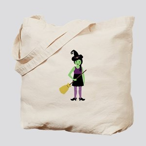 Magic Witch Tote Bag