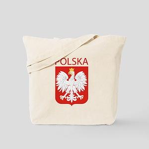Polska Eagle Tote Bag