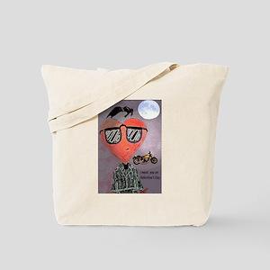 Mr. Cool Heart Tote Bag