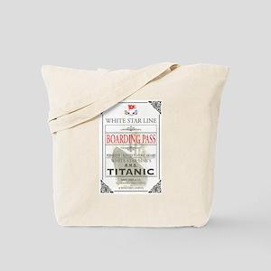 Titanic Tote Bag