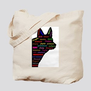 Blue Heeler Tribute Tote Bag