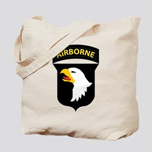 101st Airborne Division Tote Bag