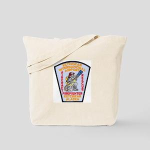 Ketchikan Airport Fire Tote Bag