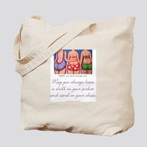 A Shell in your Pocket Tote Bag