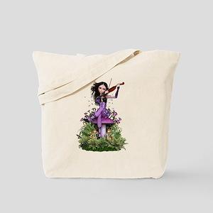 Amethyst Fairy ~ Summer Melody Tote Bag