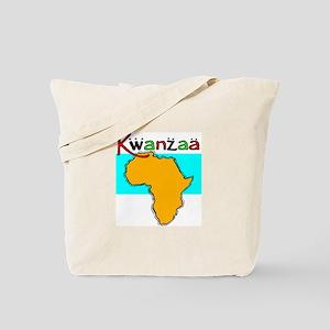 Happy Kwanzaa! Tote Bag