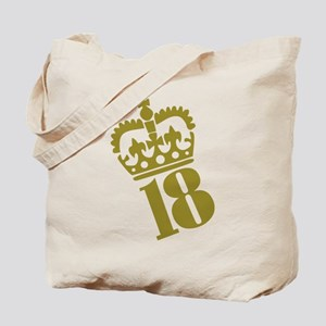 18th Birthday Tote Bag