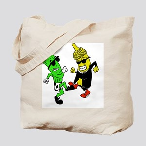 Mustard Pickle Tote Bag