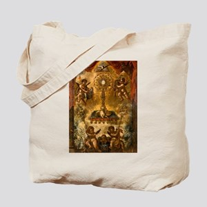 Allegory of the Eucharist Tote Bag