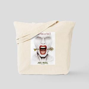 AHS Hotel Fear Has a Face Tote Bag
