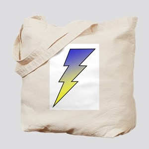 The Lightning Bolt 3 Shop Tote Bag