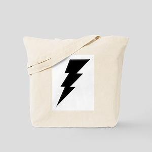 The Lightning Bolt 6 Shop Tote Bag