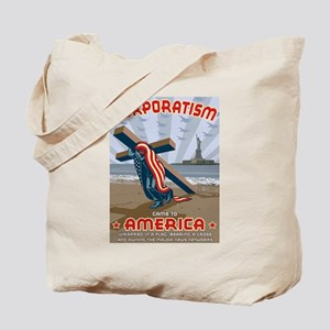 Corporatism Tote Bag