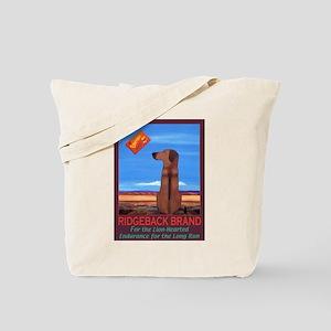 Ridgeback Brand Tote Bag