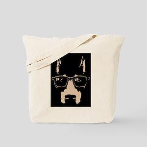 Dobe Glasses Tote Bag