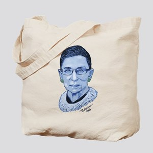 Notorious RBG II Tote Bag