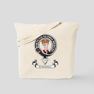 Badge-Robertson Tote Bag