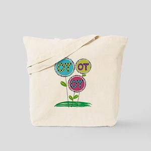 OT FLOWERS FINISHED 1 Tote Bag