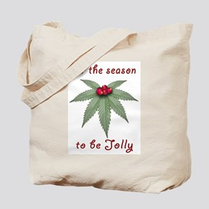 Tis the Season to be Jolly Holiday Weed Design Tot