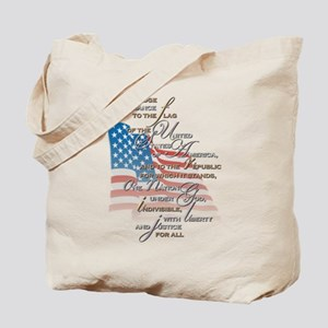 US Pledge - Tote Bag
