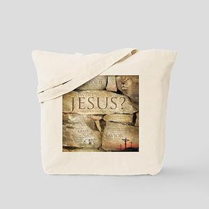 Names of Jesus Christ Tote Bag