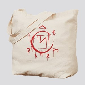 Supernatural Angel Symbol Tote Bag