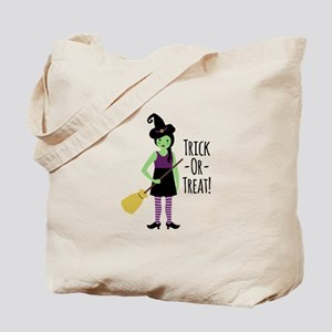 Trick - Or - Treat! Tote Bag