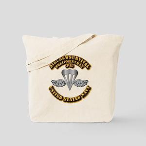 Navy - Rate - PR Tote Bag