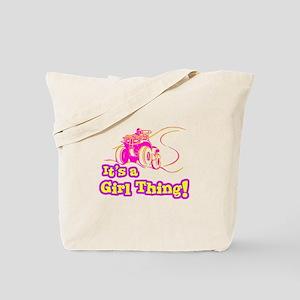 4x4 Girl Thing Tote Bag