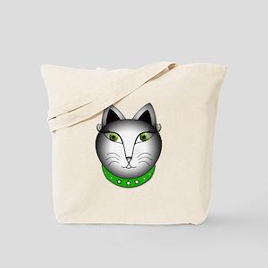 Kitty Katty Tote Bag