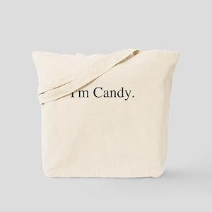 I'm Candy Tote Bag