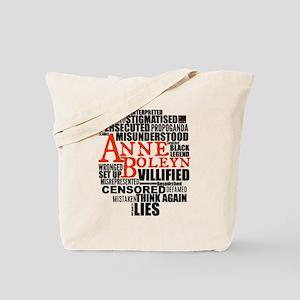 Anne Boleyn: Misunderstood Tote Bag