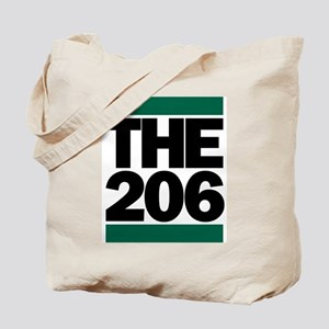 THE 206 Tote Bag