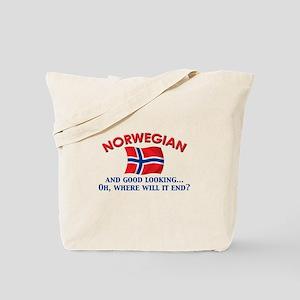 Good Lkg Norwegian 2 Tote Bag