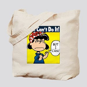 You Can't Do It Tote Bag