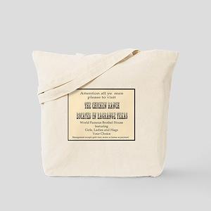 Chicken Ranch Brothel Tote Bag