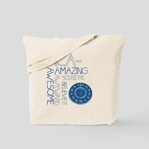 ACA-WHAT Tote Bag