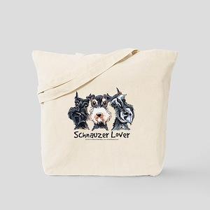 Miniature Schnauzer Lover Tote Bag