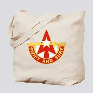 32nd Army Air Defense Artillery Command Tote Bag