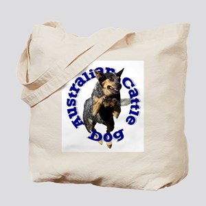 Cattle Dog House Tote Bag