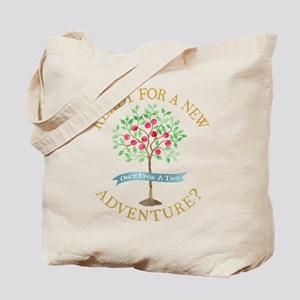 OUAT A New Adventure Tote Bag