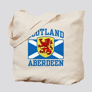 Aberdeen Scotland Tote Bag