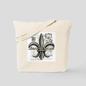 New Orleans Laissez les bons temps rouler Tote Bag