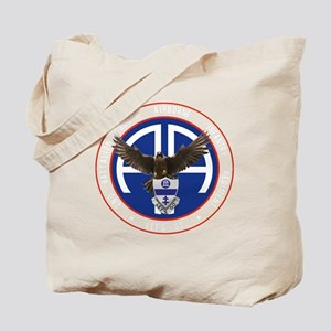 Falcon v1 - 2nd-325th - white Tote Bag