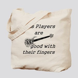 good with their fingers Tote Bag