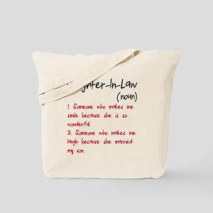Daughter-in-law Tote Bag